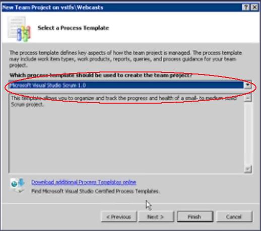 Using Microsoft Visual Studio Scrum Template In Tfs Techbubbles