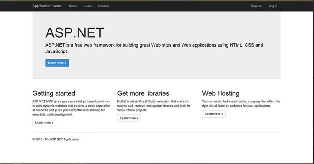 Bootstrap For Asp Development Techbubbles
