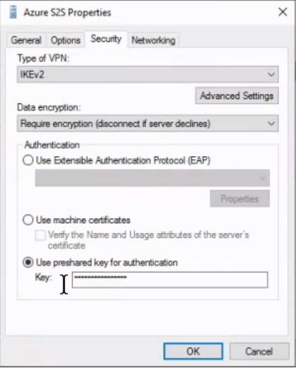Connecting On-Premises Networks with AZURE Virtual Networks